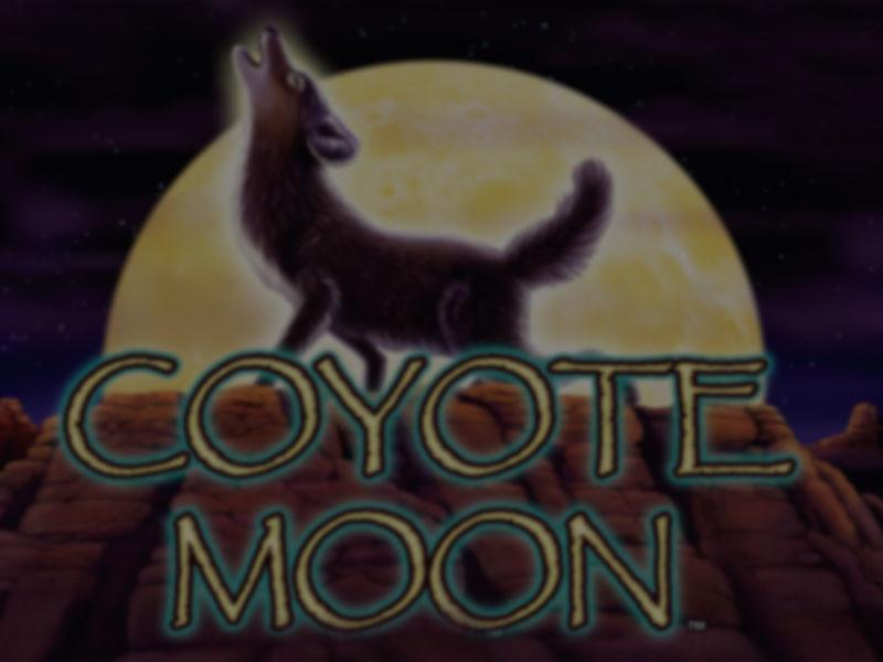 Reseña de la máquina tragamonedas Coyote Moon